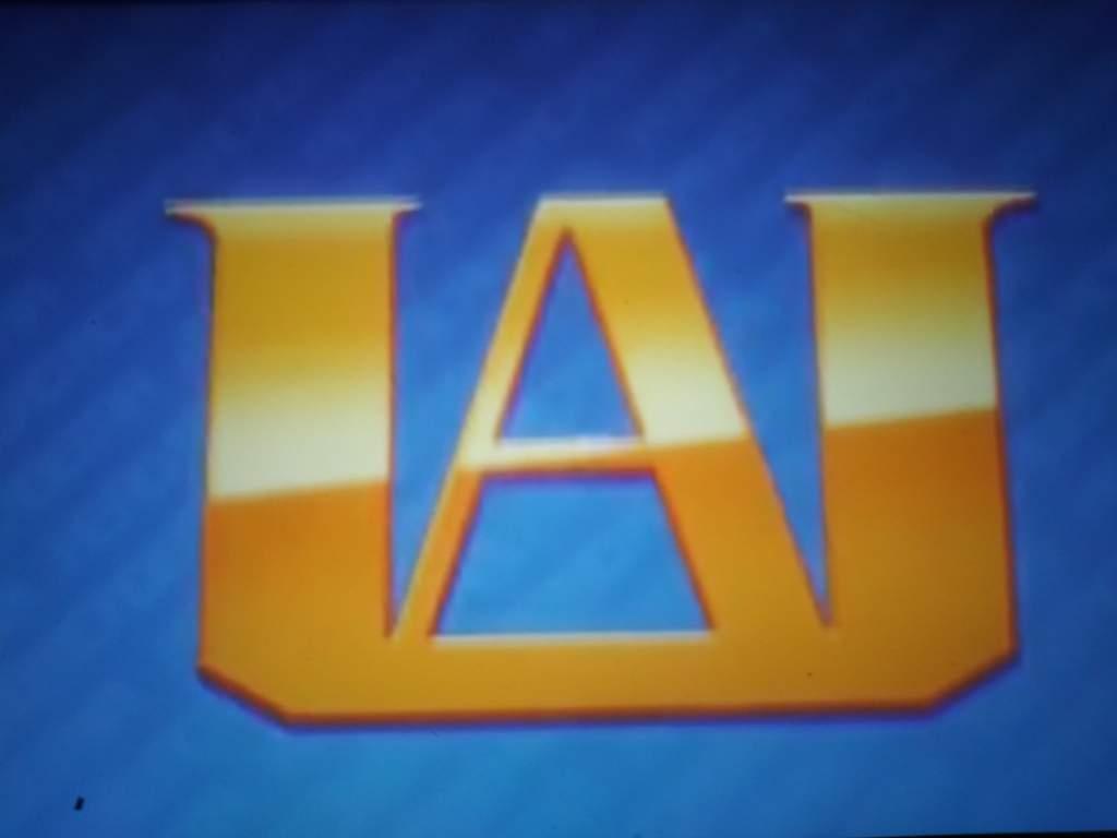 My Hero Academia UA symbol