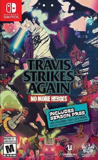 Free Travis Strikes Again No More Heroes Redeem Code Download Eshop