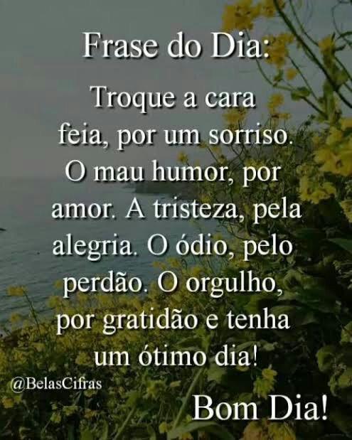 Original Frases De Bom Dia Com Auto Estima