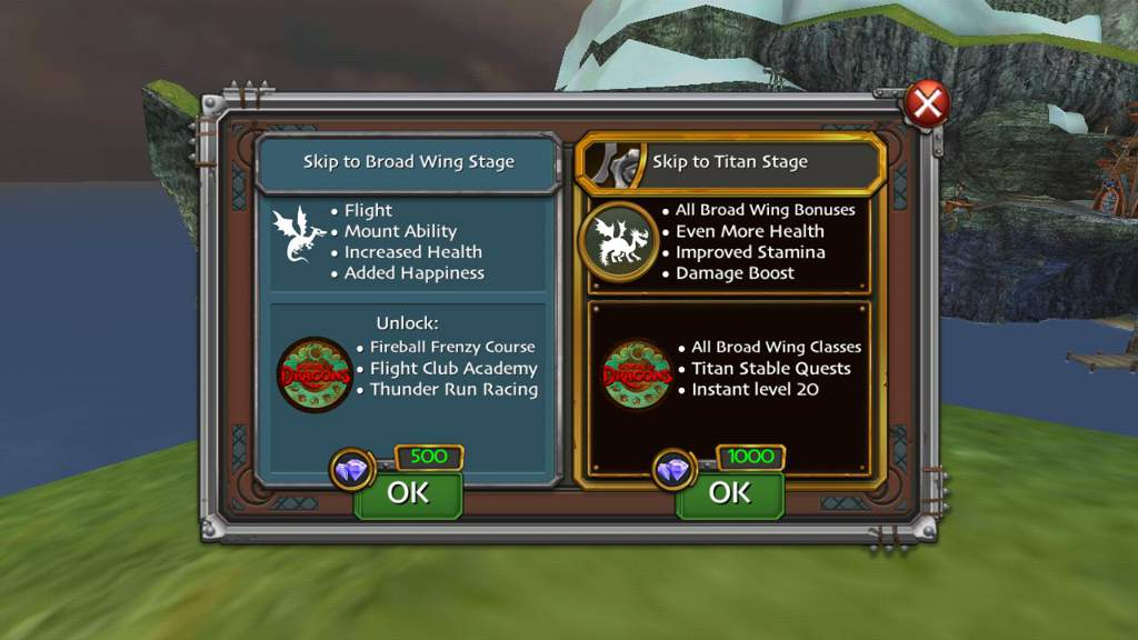 I BOUGHT A STORMCUTTER DRAGON IN SCHOOL OF DRAGONS