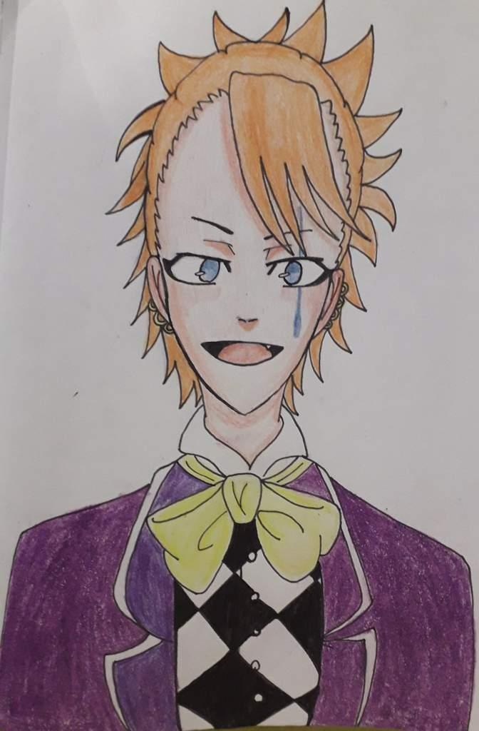 Fanart Joker Black Butler Amino