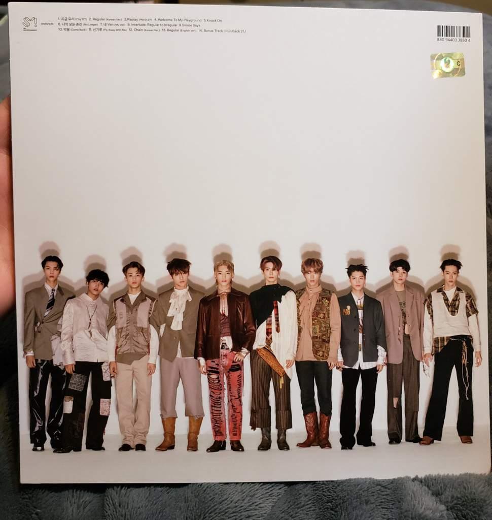 NCT 127 - Regulate Album Unboxing | K-Pop Amino