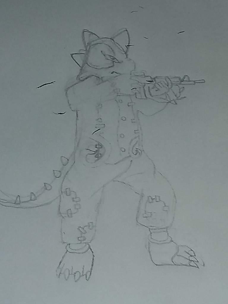 Dino Monstro Fanart Nanatsu No Taizai Amino