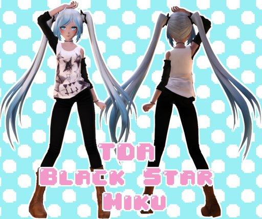 TDA-Styled Models | Wiki | MMD Amino