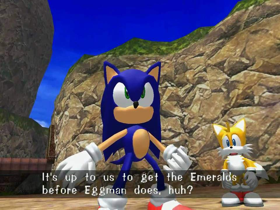 ✫Starlight Reviews! Sonic Adventure DX Review (PC) | Sonic