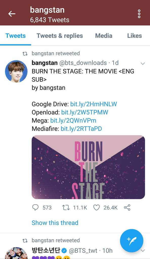 Links to download BURN THE STAGE THE MOVIE | ARMY INDIA Amino