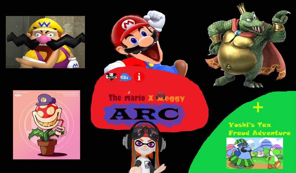 Mario X Meggy Life Mario X Meggy Club Amino