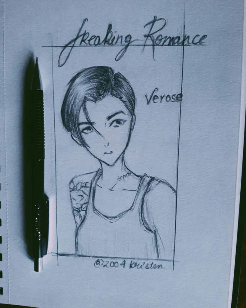 Verose from freaking romance        | Webtoon Amino