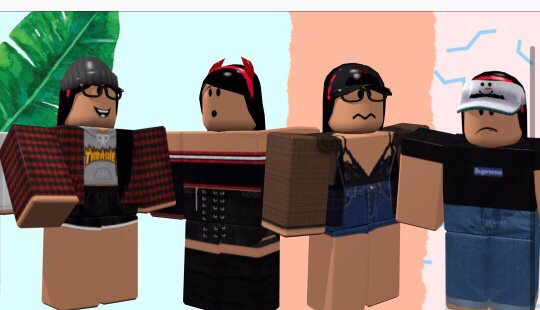 Cute look options for you and usernames! | Roblox Amino