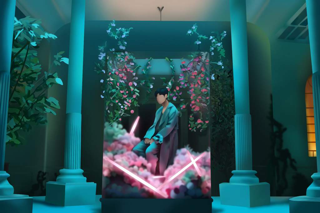 Cha Eunwoo | ALL NIGHT Digital Art | Astro Amino