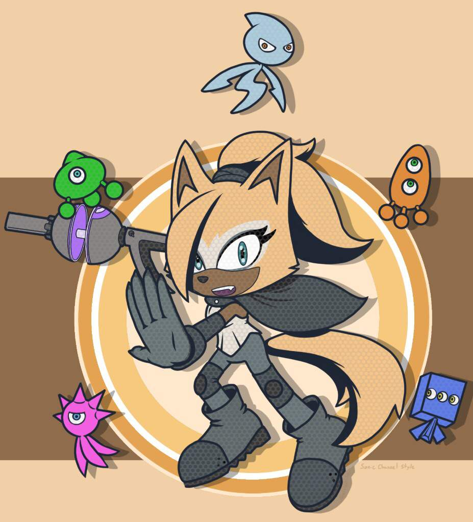 Whisper The Wolf Unmasked Sonic The Hedgehog Amino