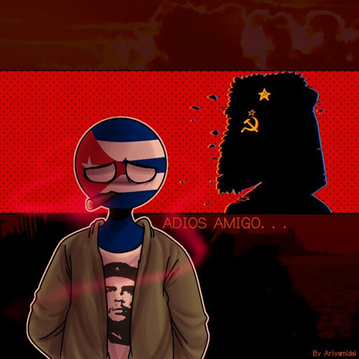 Countryhumans: Great British and Russia ~ | CountryHumans ...