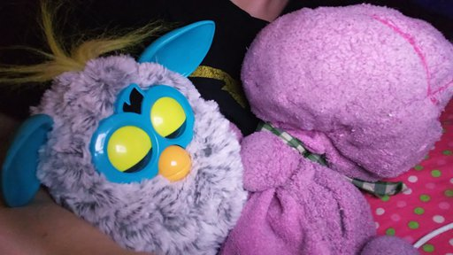 What are the materials need to make a long furby?   Furby Amino