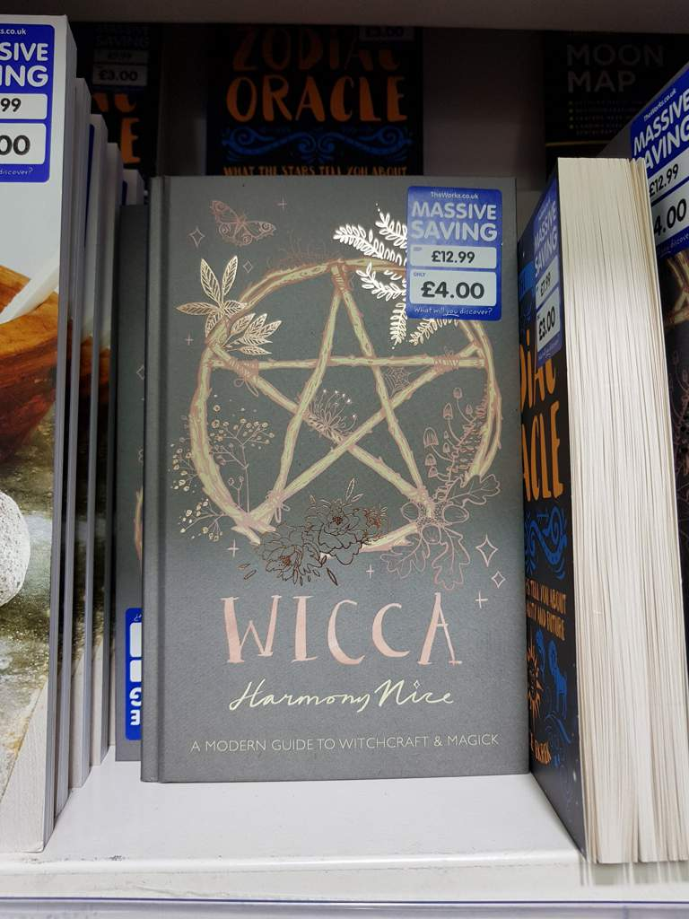 Harmony Nice Book On Wicca (UK Members Only)   Pagans