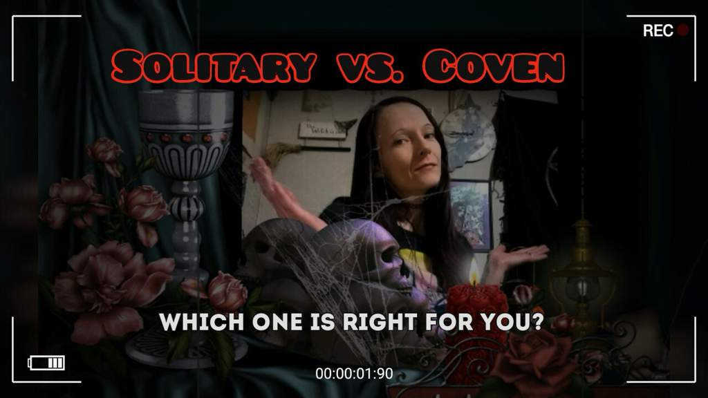 ⚀Solitary vs  Coven⚄Which is Right for You?⚖⚜ | Pagans