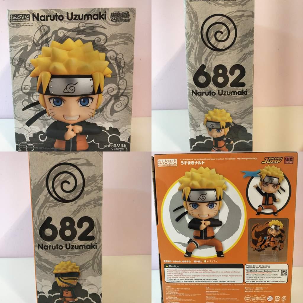 Naruto Uzumaki Nendoroid Review   Anime Amino