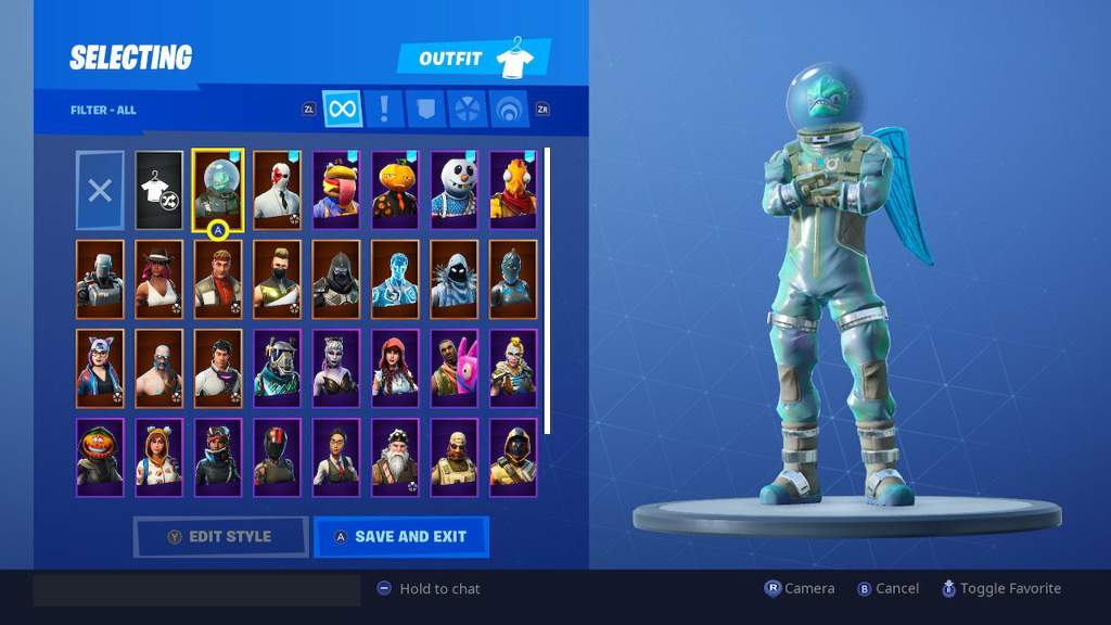 8 Awesome Back Bling And Skin Combos Fortnite Battle