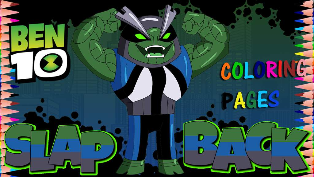 My latest Youtube Video: SlapBack From Season 3 Of Ben 10