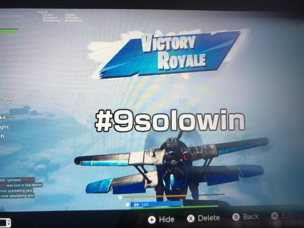 Finally Another Solo Win Fortnite Battle Royale Armory Amino