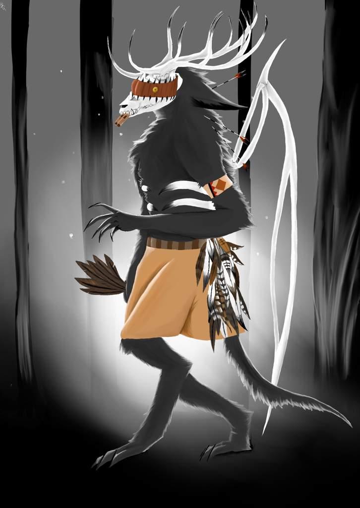Ignatius In Native American Clothing 1 Fennah Amino