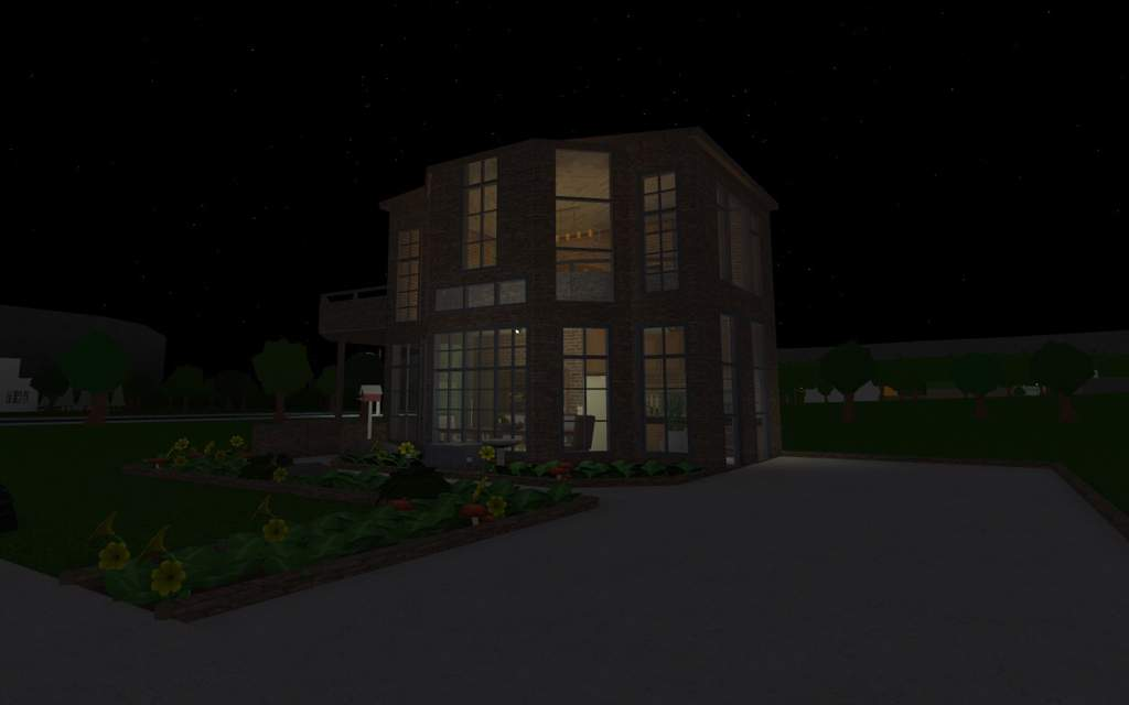 Updated Small Modern House Build Roblox Amino