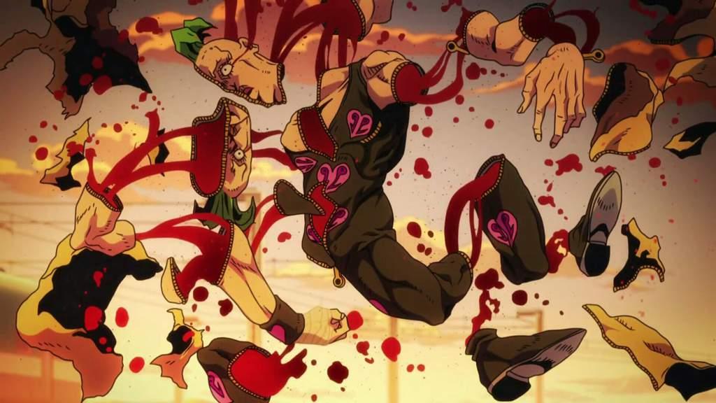 JoJo no Kimyou na Bouken: Ougon no Kaze | Anime Amino