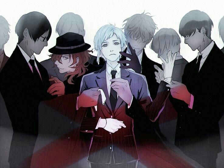 картинки с которой ацуши в портовой мафии когда она