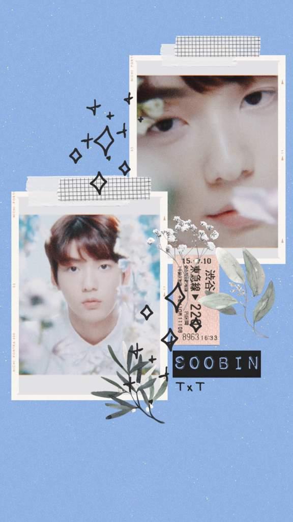 TXT wallpaper of Soobin | TXT (투모로우바이투게더) Amino