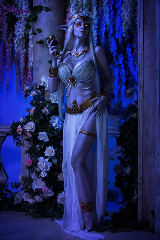 Queen Azshara Cosplay Amino