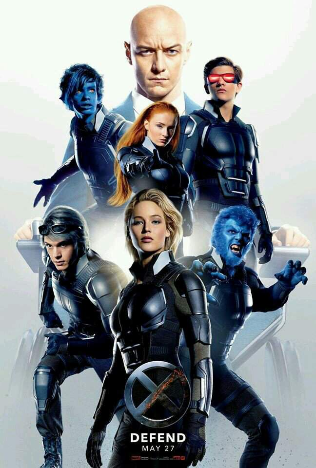 افلام X Men بالترتيب Youtube 15