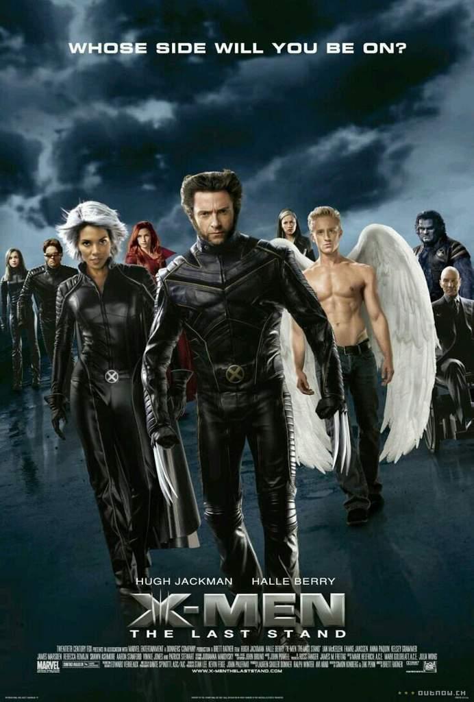 سلسلة افلام X Men بالترتيب
