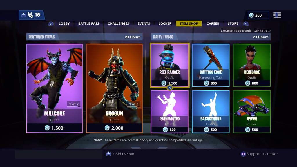Today S Item Shop Fortnite Battle Royale Armory Amino