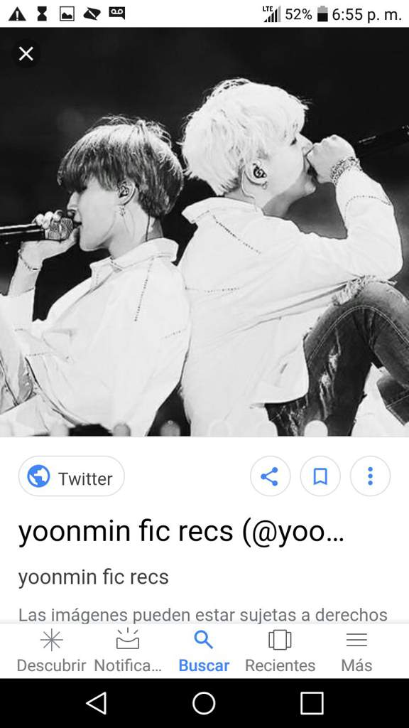 Yoonmin Fic Rec 2018