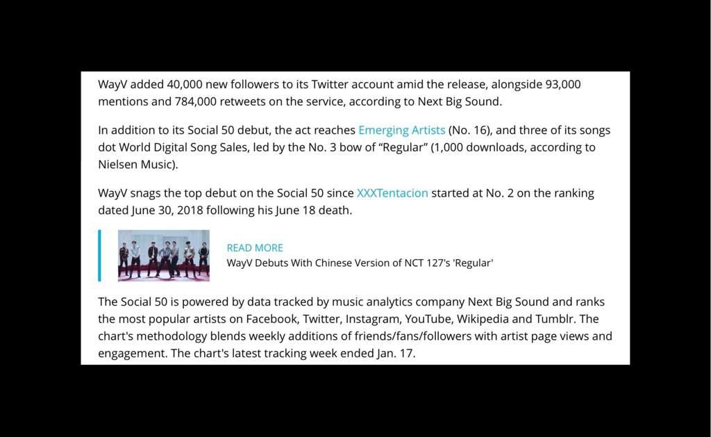 WayV updates! 29012019 | NCT (엔시티) Amino