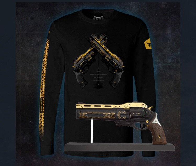f7345671ba80 PREORDER  Bungie Rewards - The Last Word Long Sleeve T-shirt and ...