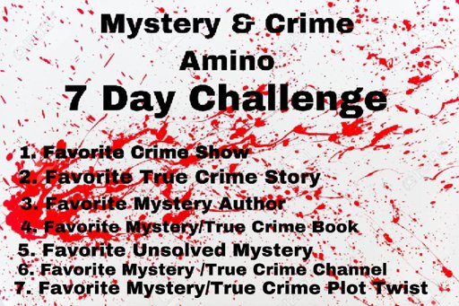 Featured | Mystery & Crime Amino