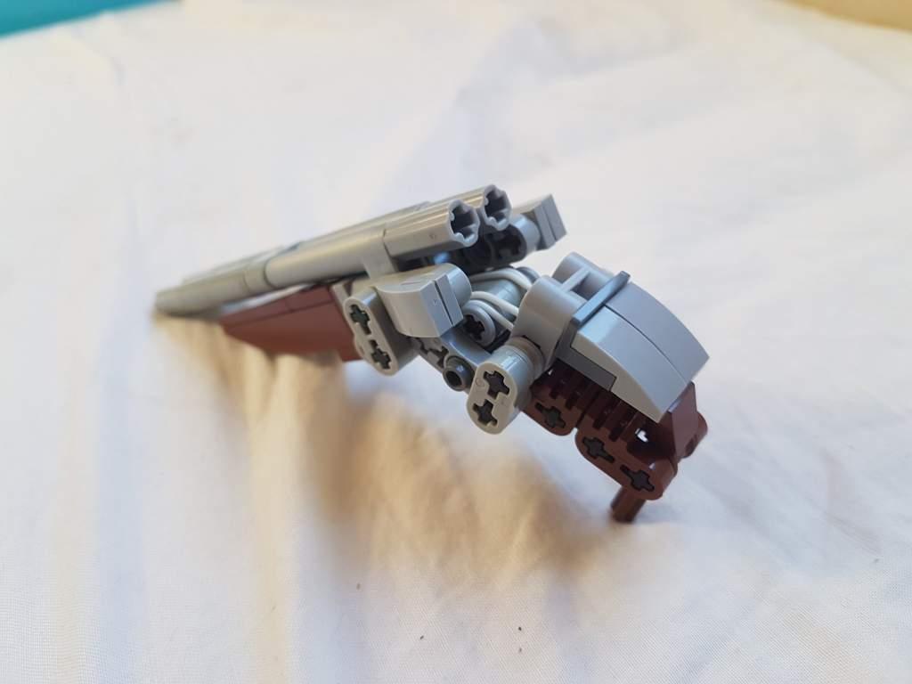 LEGO DOOM Super Shotgun MOC (remake) | LEGO Amino