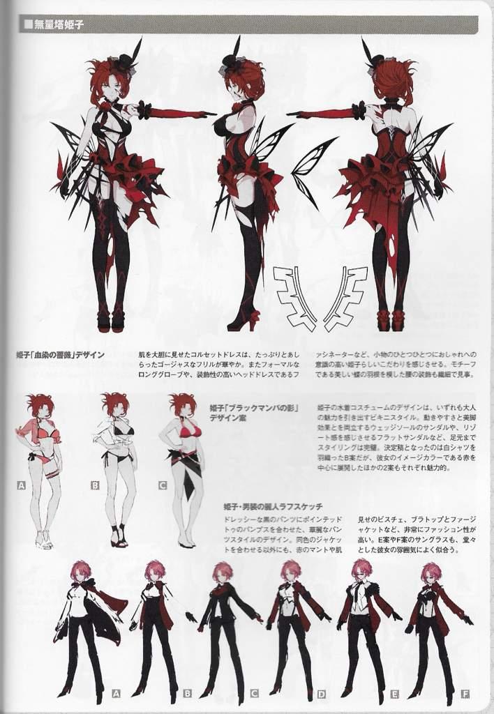 Honkai Impact 3 Concept Art