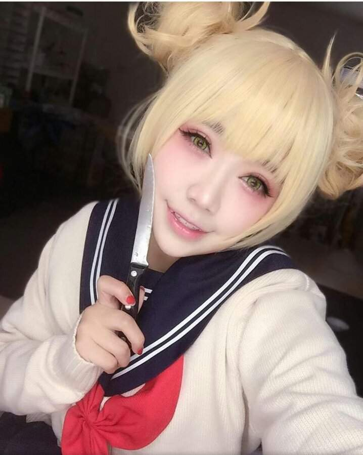 Best anime female cosplay