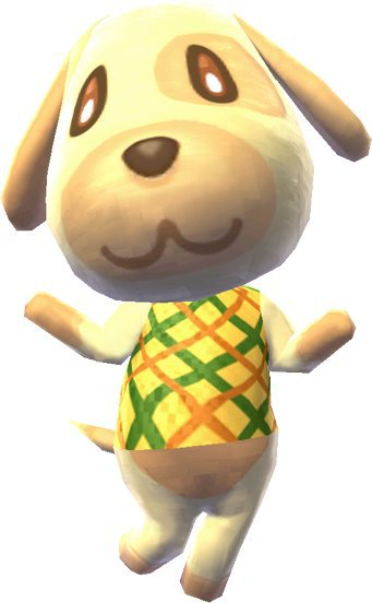 Why Goldie Is The Best Animal Crossing Character Nintendo Switch