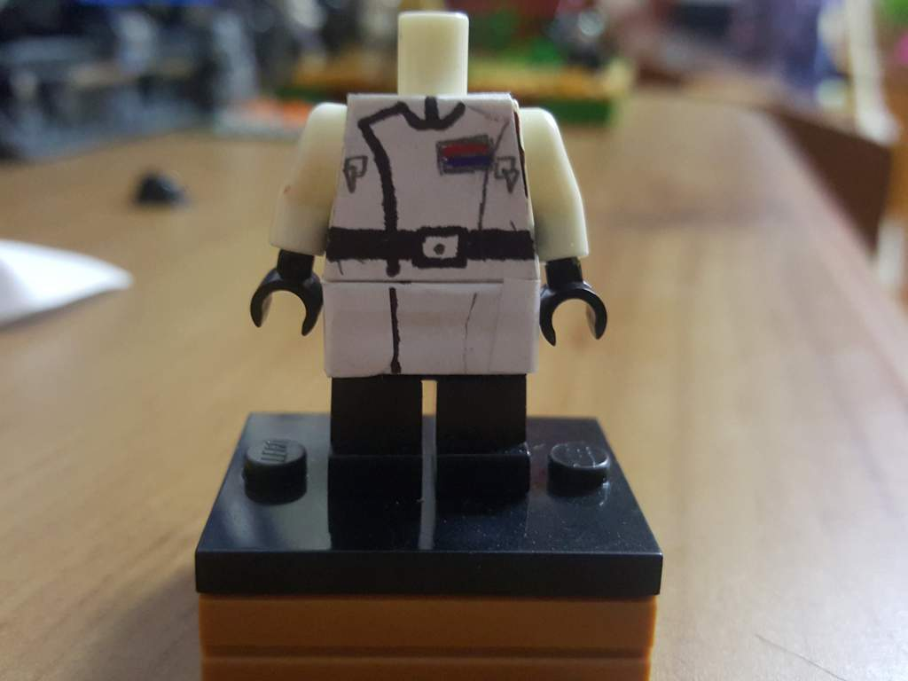Custom Lego Star Wars Director Orson Krennic Minifigure