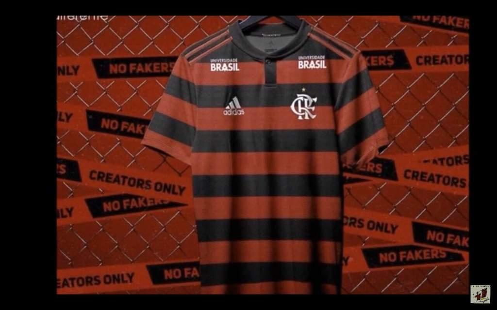 23ec3106ef Vazou imagens de suposta nova camisa do Flamengo!