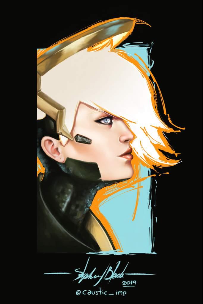 mercy face Overwatch