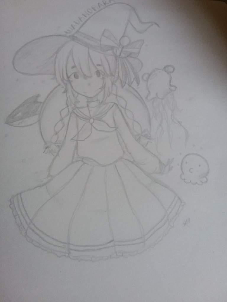 Wadda sketch | RPG Maker Amino