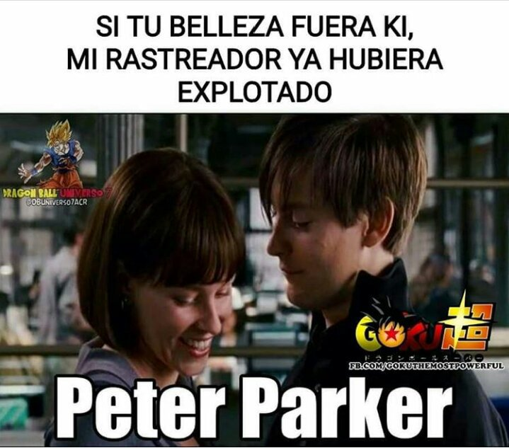 Parker Que Galán V Dragon Ball Español Amino