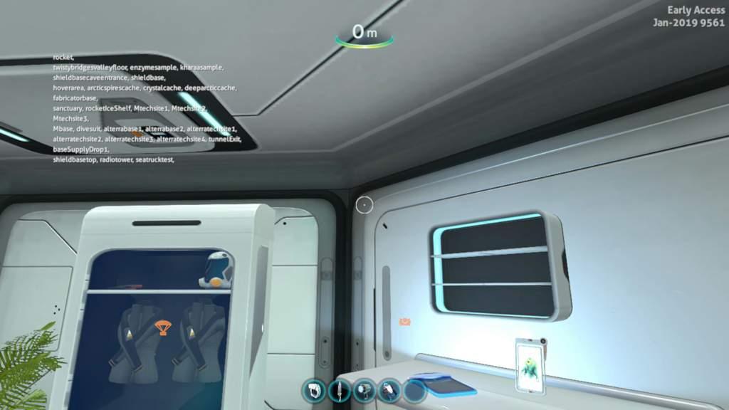SPOILER] Subnautica: Below Zero Commands | goto | Subnautica