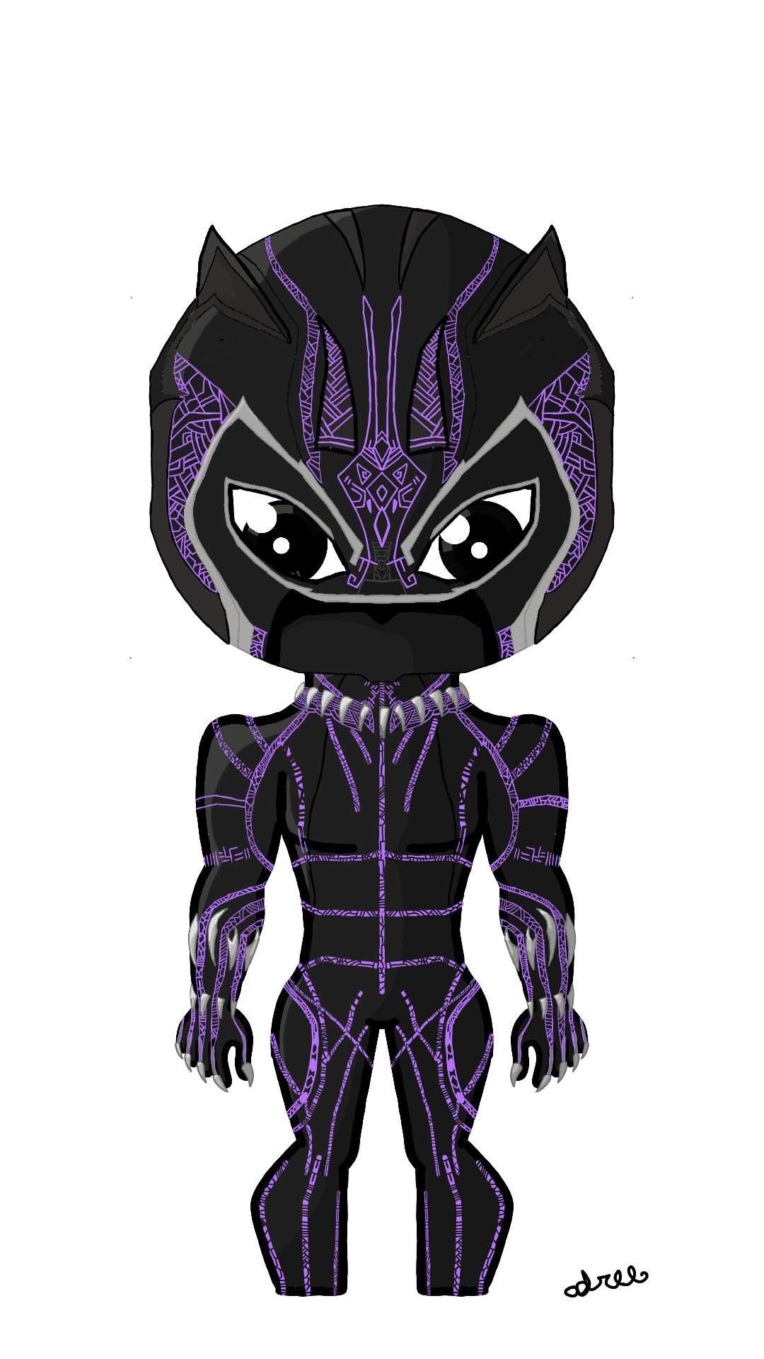 Meus Desenhos De Pantera Negra Marvel Comics Em Portugues