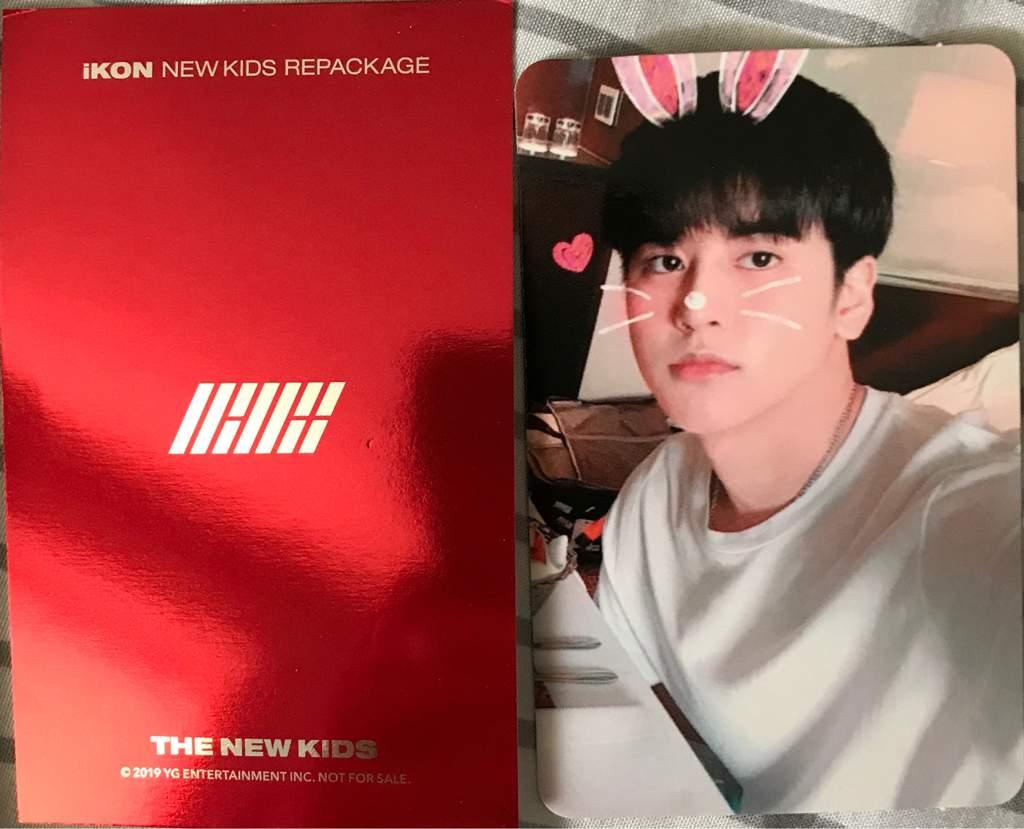 iKON New Kids Repackaged Unboxing | K-Pop Amino