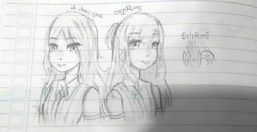free] Send me ur char and I will draw them! | Toram Online Amino