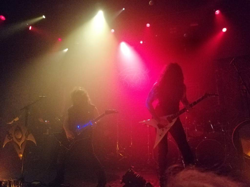 Concert Review Behemoth At The Gates Wolves In The Throne Room